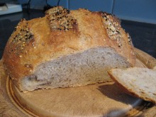 Oatmill bread