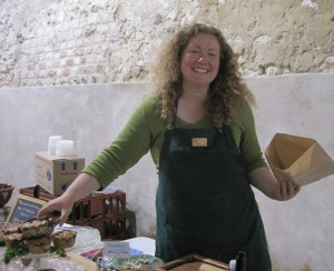 Sarah from Bray's Cottage Pork Pies