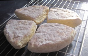 Soda Bread Farls