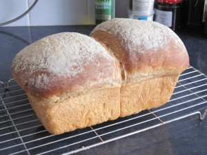 White Milk Bread